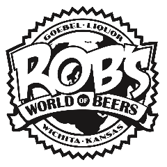 Robs world of beers logo